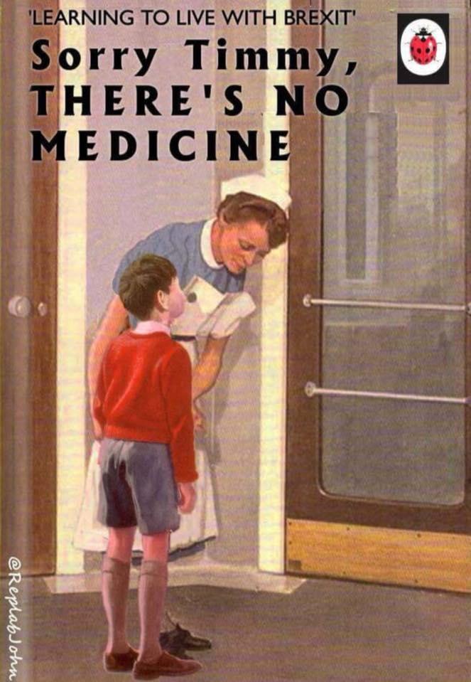 no medicine