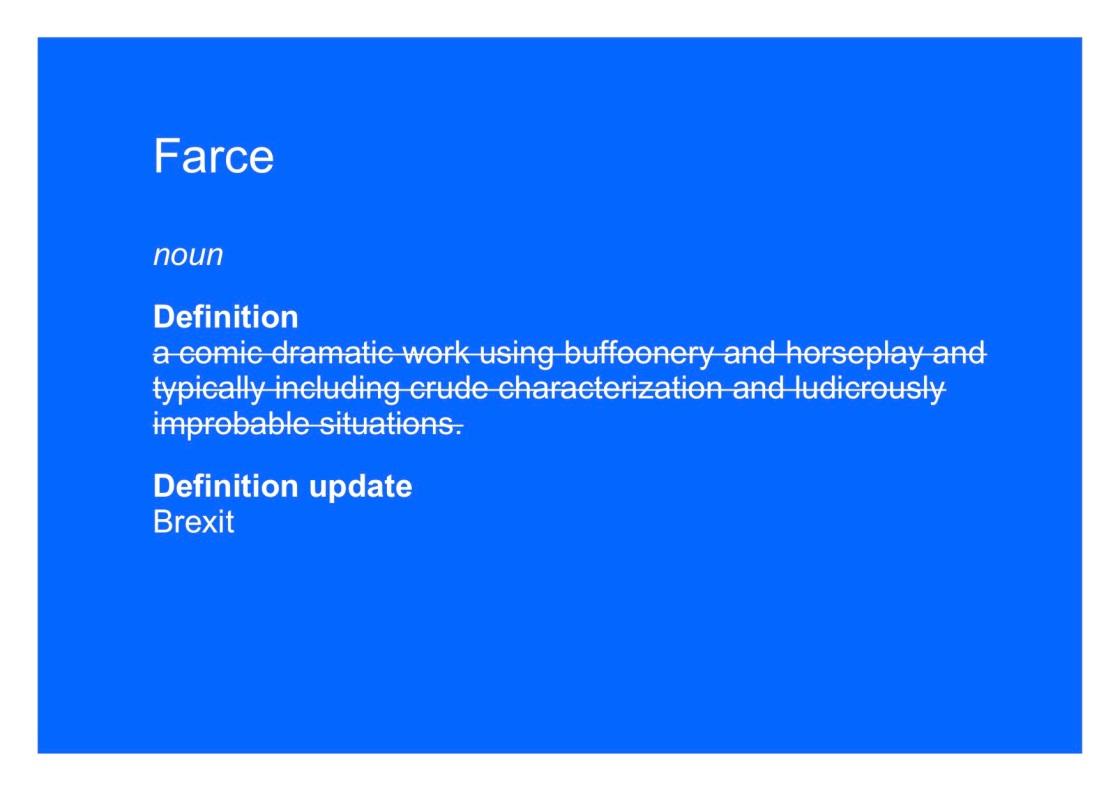 farce definition pic3